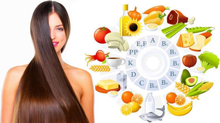 Маска для роста волос из витаминов в ампулах
